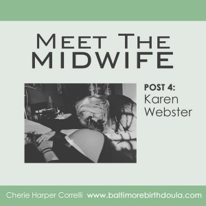 Meet the Baltimore Midwife Karen Webster